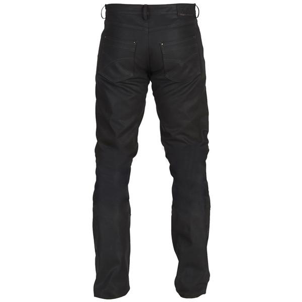 pantalon furygan jean dh noir s team motos. Black Bedroom Furniture Sets. Home Design Ideas