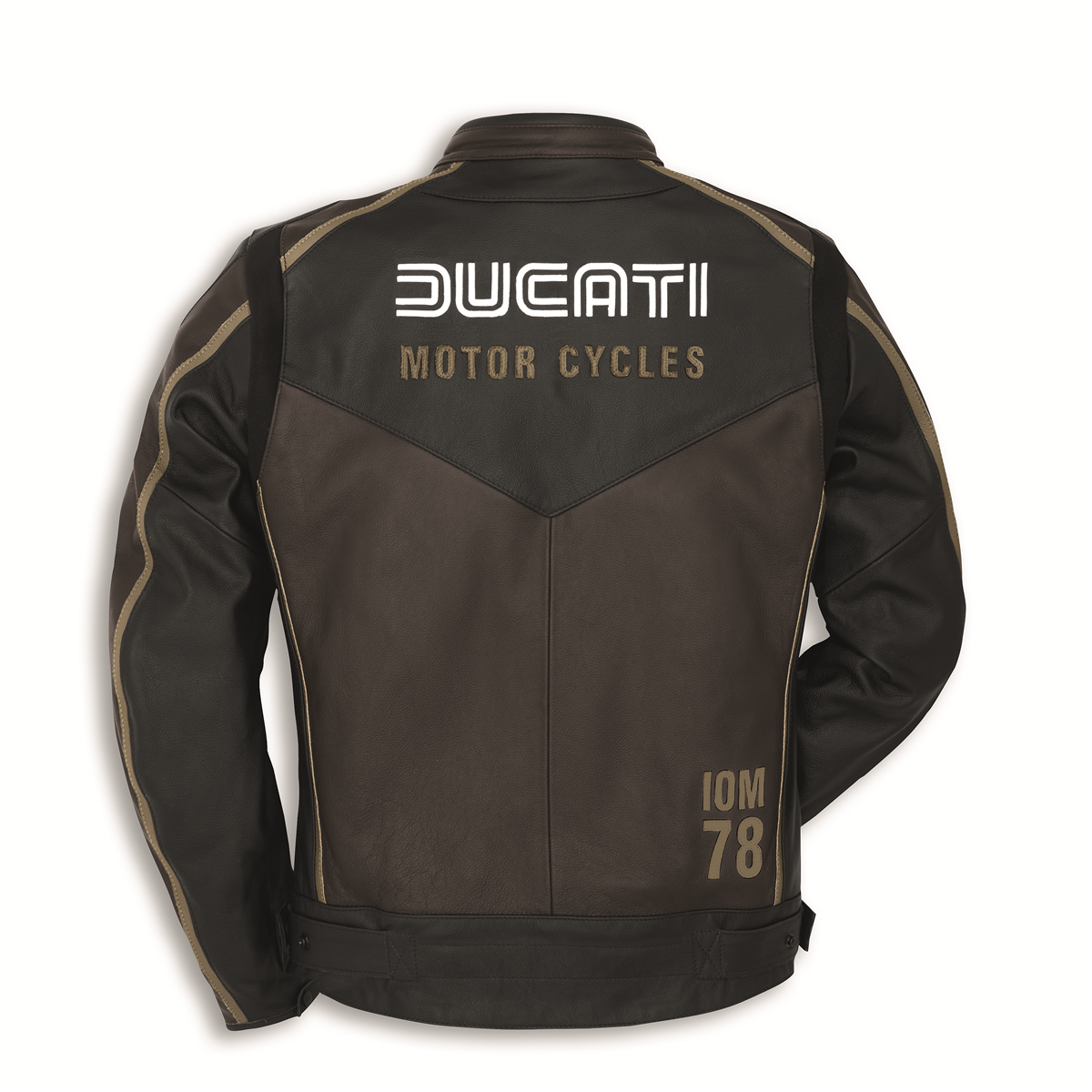 blouson ducati iom78 c1 cuir s team motos. Black Bedroom Furniture Sets. Home Design Ideas