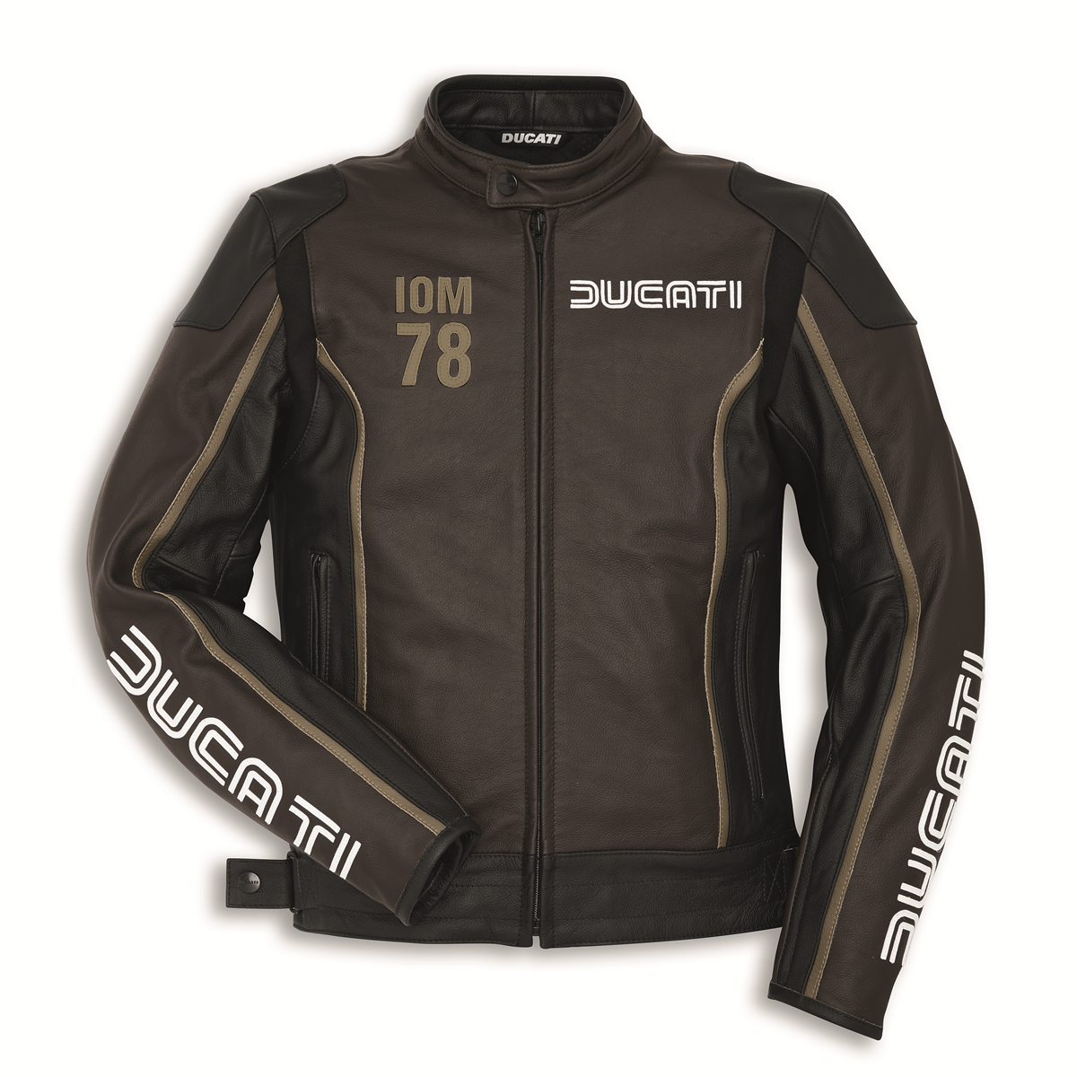 blouson ducati iom78 c1 cuir s team motos. Black Bedroom Furniture Sets. Home Design Ideas