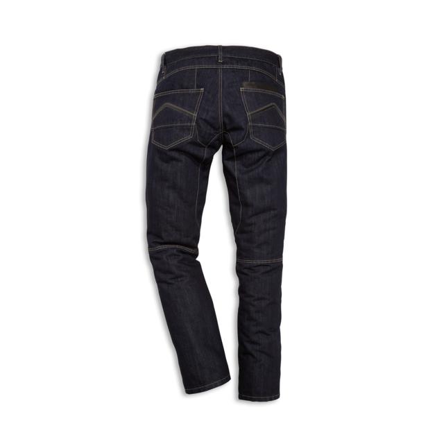pantalon jeans ducati de dainese deep denim s team motos. Black Bedroom Furniture Sets. Home Design Ideas