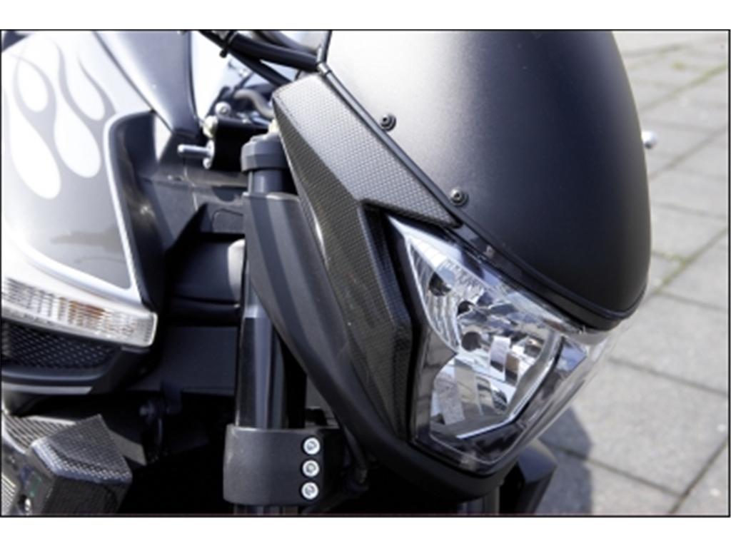 plaque carbone tete de fourche carbone b king s team motos. Black Bedroom Furniture Sets. Home Design Ideas