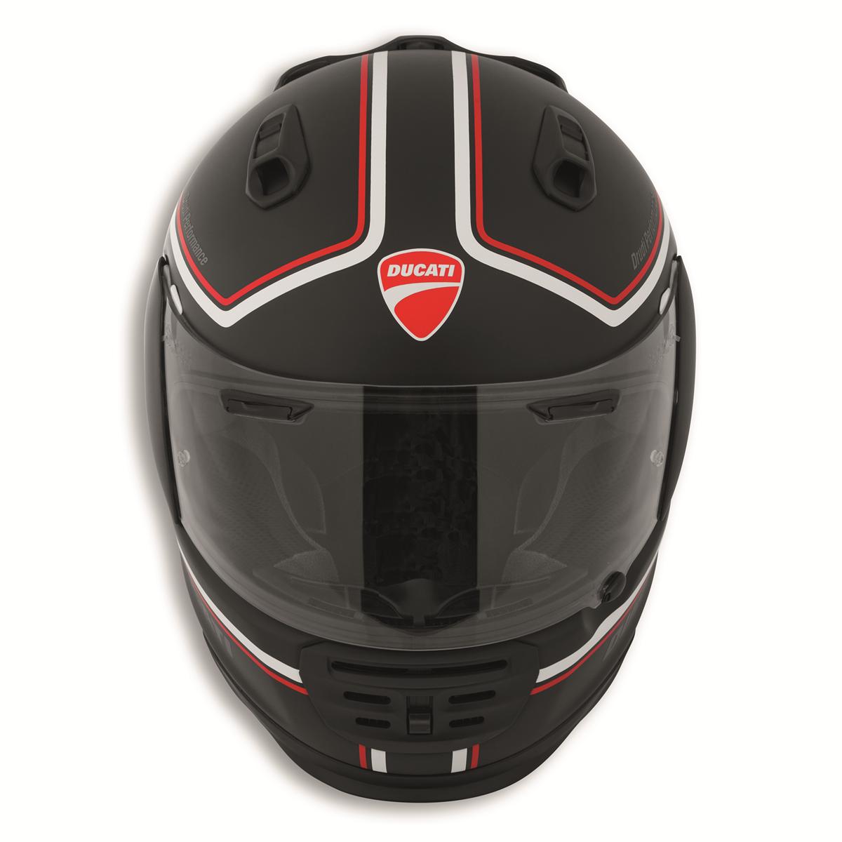 casque arai rebel ducati red line s team motos. Black Bedroom Furniture Sets. Home Design Ideas
