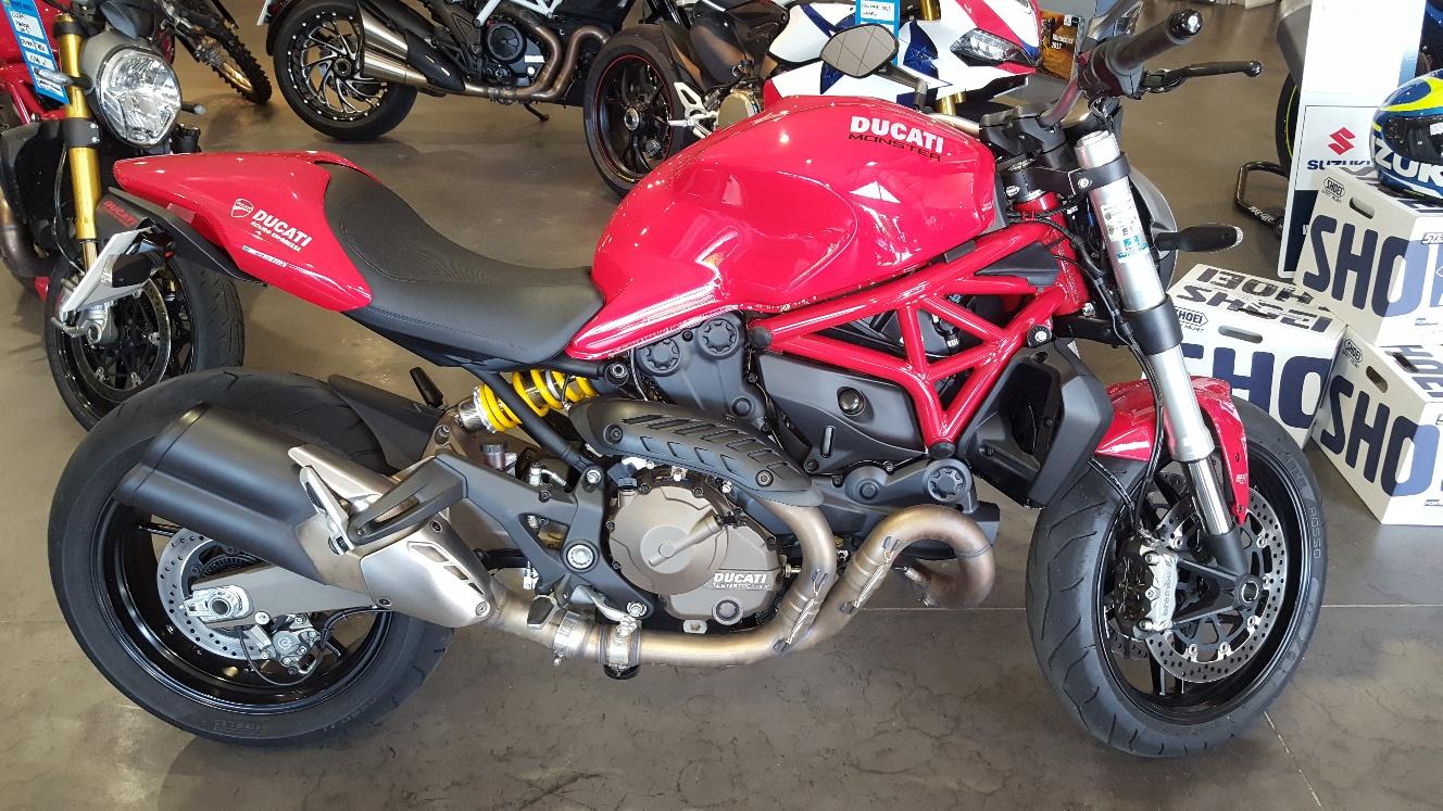 ducati monster 821 occasion ain steam motos 1 s team motos. Black Bedroom Furniture Sets. Home Design Ideas