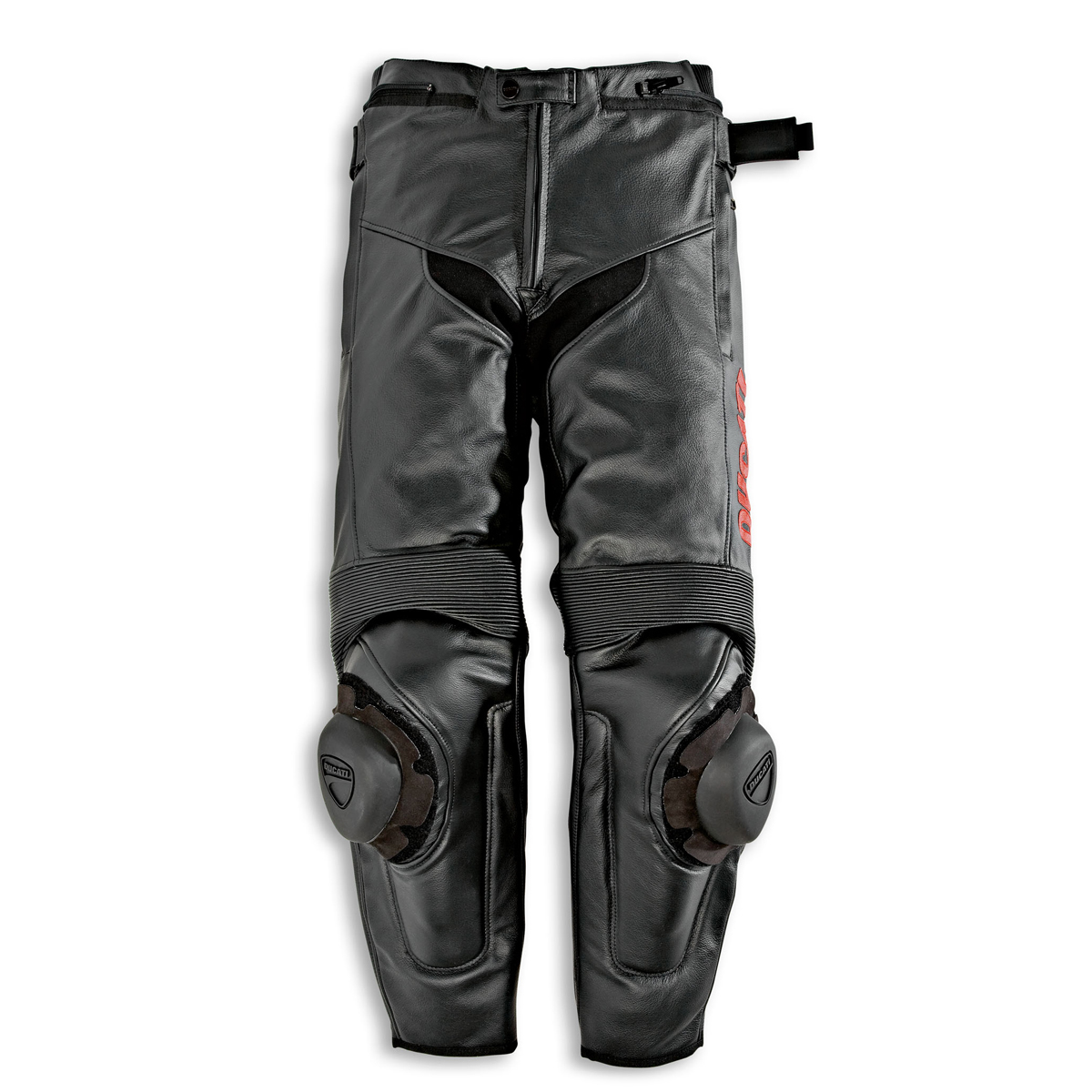 pantalon cuir dainese speed 10 ducati s team motos. Black Bedroom Furniture Sets. Home Design Ideas