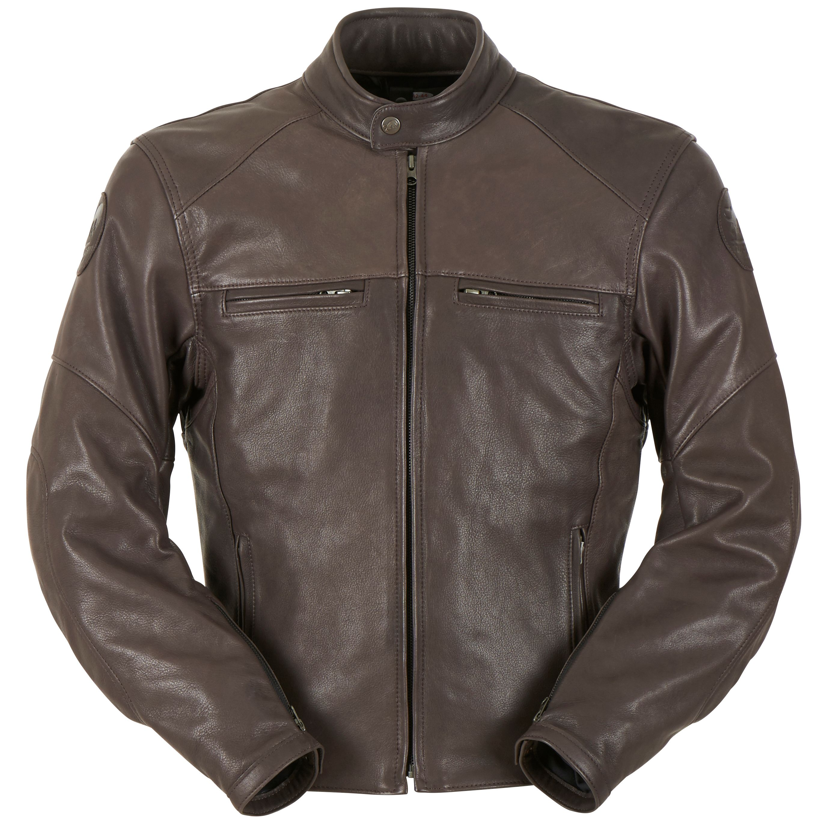 blouson moto cuir furygan vince hunt marron face s team motos. Black Bedroom Furniture Sets. Home Design Ideas