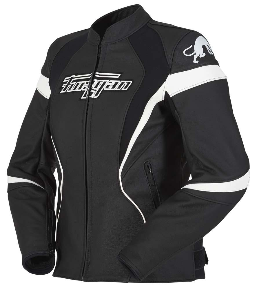 Blouson team S Nobla Cuir Racing Lady Furygan Motos Xenia rra0U
