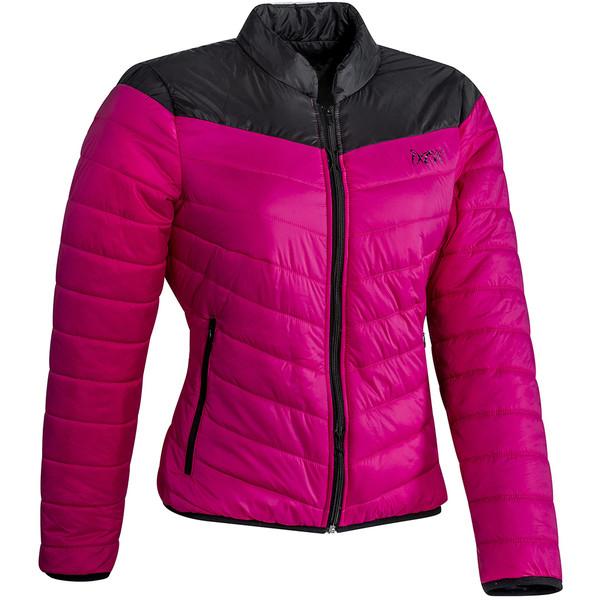 Veste Ixon Femme Motos team Helka Textile NoirfushiaS k80OPnwX