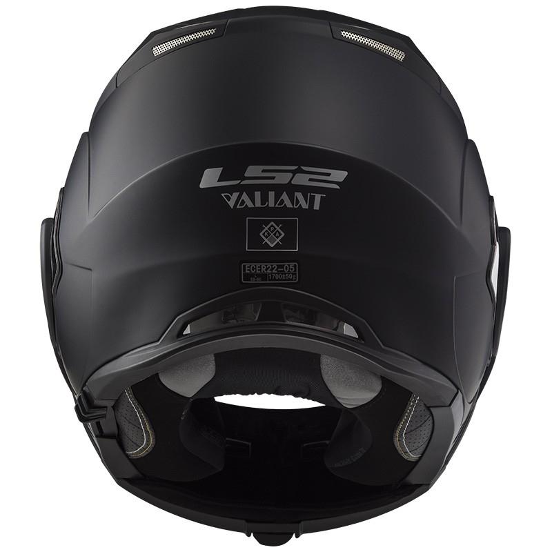 casque ls2 modulable convertible valiant s team motos. Black Bedroom Furniture Sets. Home Design Ideas