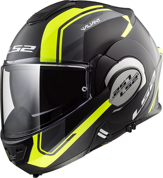 Casque Ls2 Valiant Modulable Steam Motos