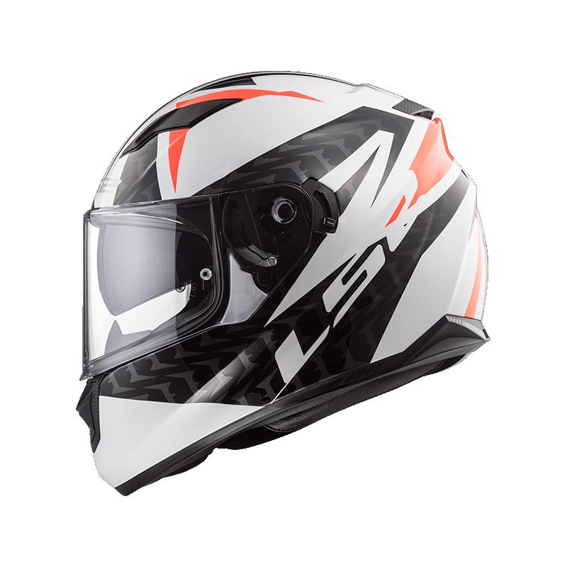 casque ls2 stream commander 103204302 3 s team motos. Black Bedroom Furniture Sets. Home Design Ideas