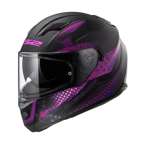 casque ls2 stream lux femme mat 103204746 s team motos. Black Bedroom Furniture Sets. Home Design Ideas