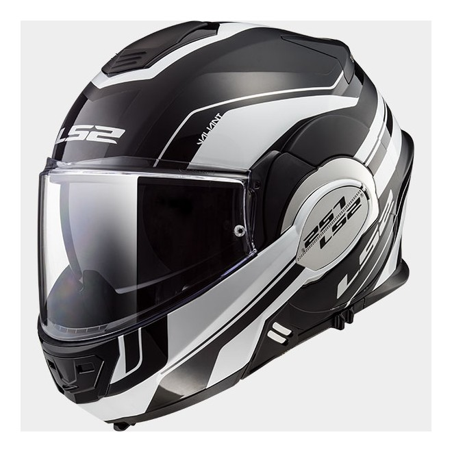 Casque Ls2 Valiant Lumen Modulable Steam Motos