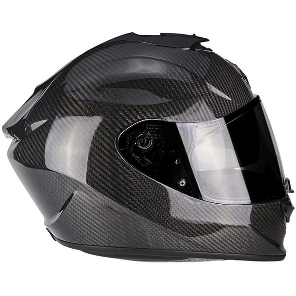 casque scorpion exo 1400 air carbone s team motos. Black Bedroom Furniture Sets. Home Design Ideas
