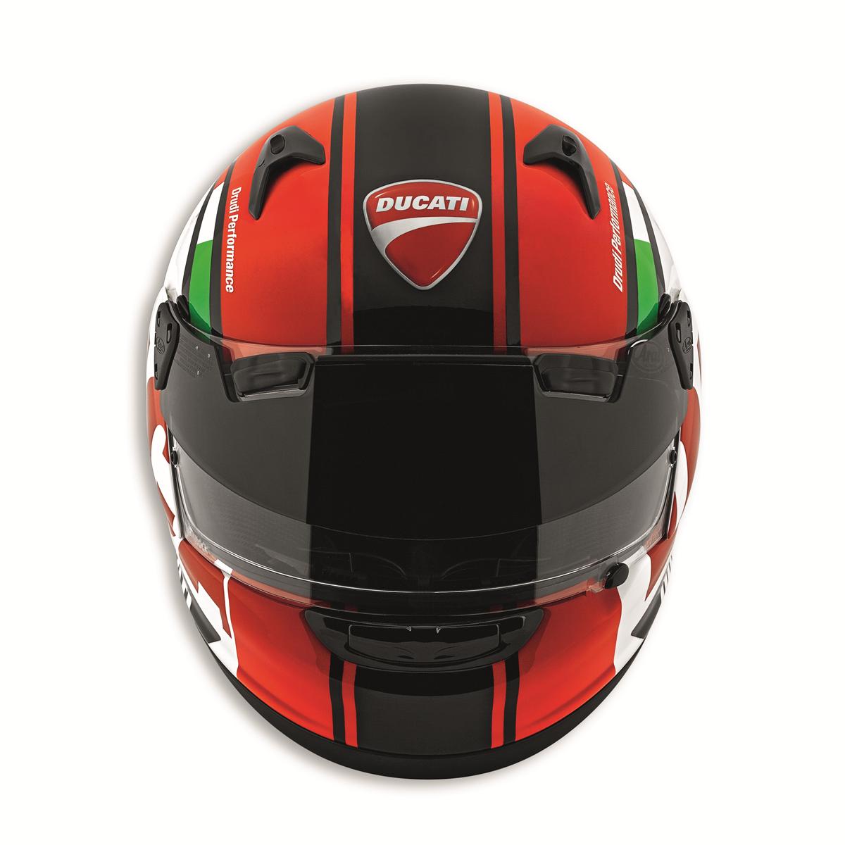 Casque arai quantum st pro ducati type pro s team motos for Ecran photochromique arai