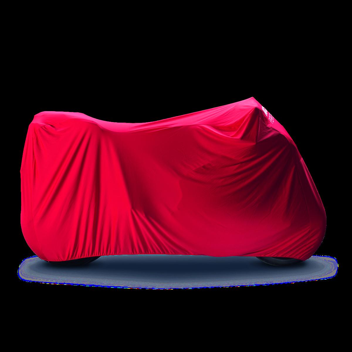 ducati housse int rieur rouge s team motos. Black Bedroom Furniture Sets. Home Design Ideas
