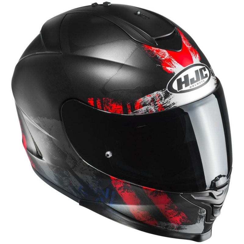 casque hjc is 17 shapy s team motos. Black Bedroom Furniture Sets. Home Design Ideas