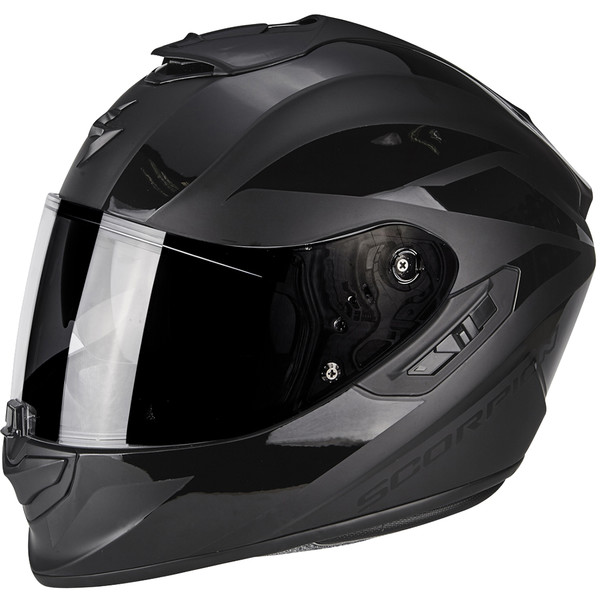 casque scorpion exo 1400 air freeway 2 s team motos. Black Bedroom Furniture Sets. Home Design Ideas