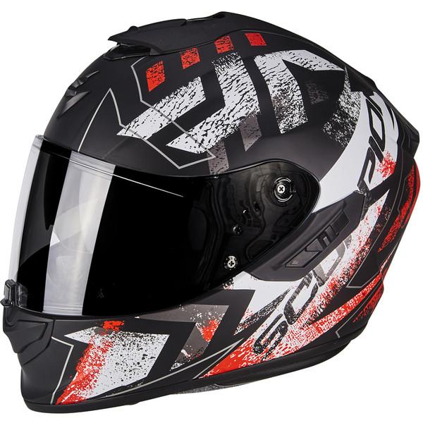 casque scorpion exo 1400 air picta s team motos. Black Bedroom Furniture Sets. Home Design Ideas
