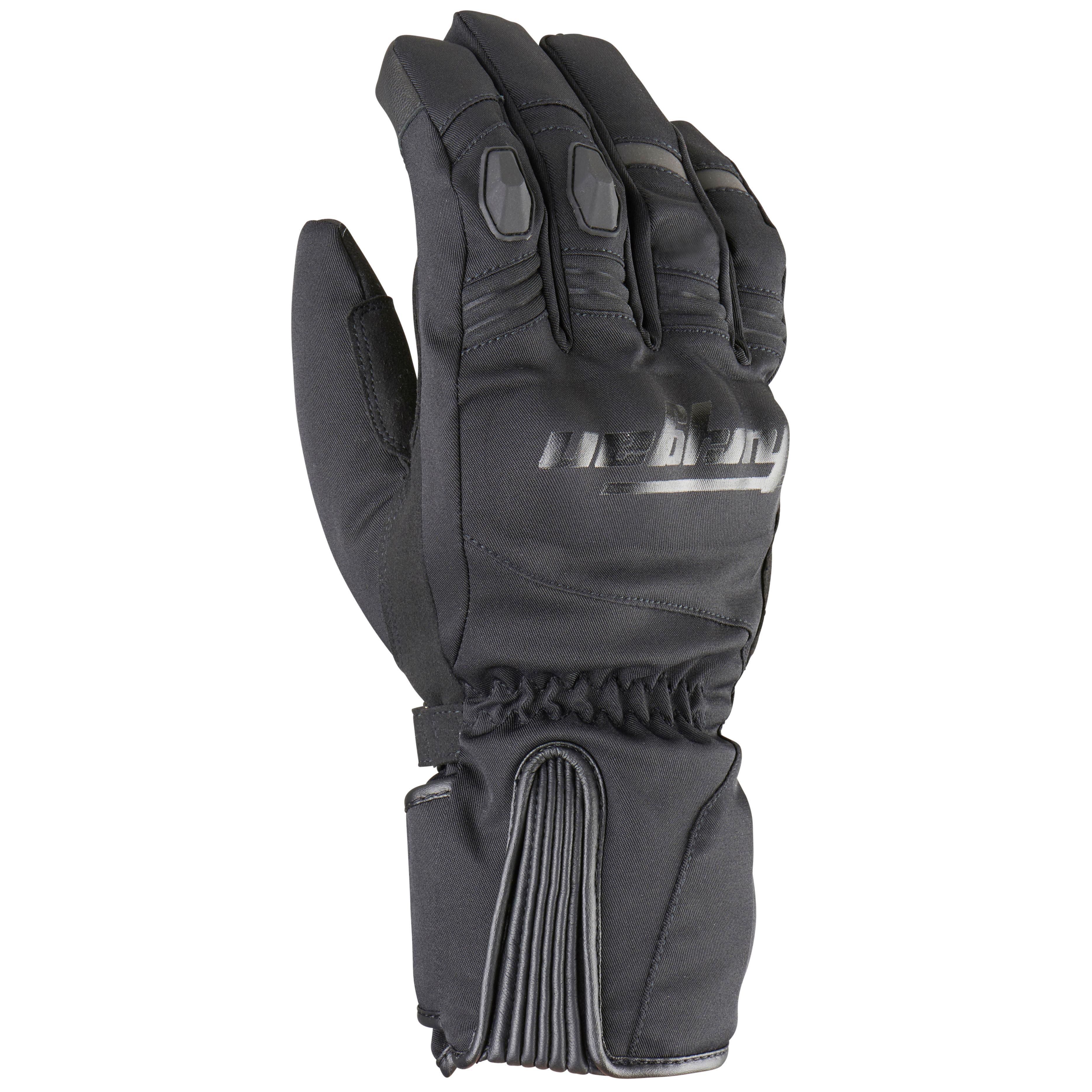 gants textile chaud hiver furygan zeus noir s team motos. Black Bedroom Furniture Sets. Home Design Ideas