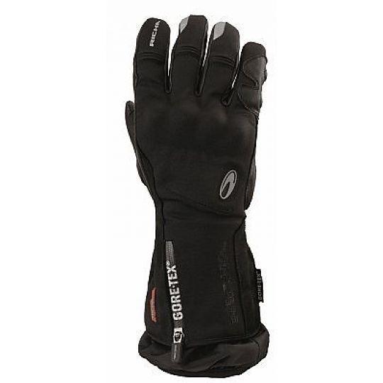 gants hiver richa wind cuff gore tex s team motos. Black Bedroom Furniture Sets. Home Design Ideas
