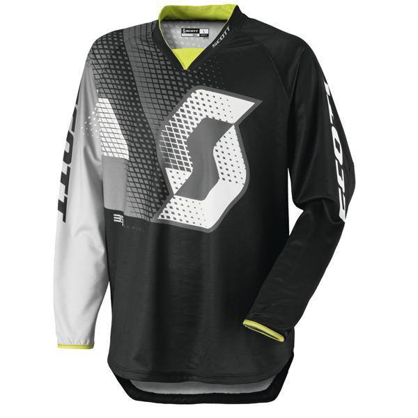 maillot textile moto cross scott dirt 350 s team motos. Black Bedroom Furniture Sets. Home Design Ideas