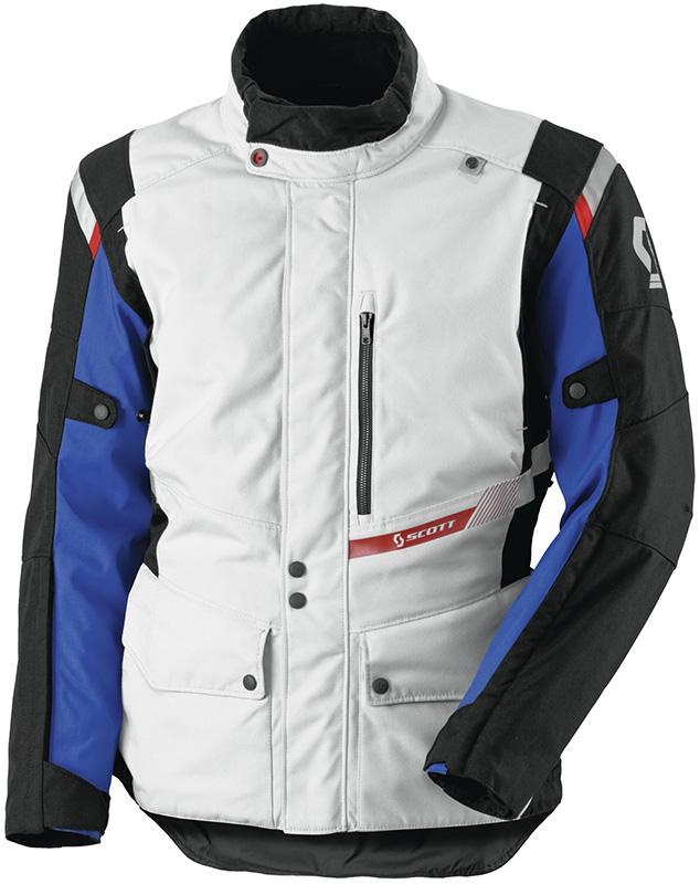 Veste Scott team Motos Grisbleu Pro Dp S Turn Textile rqS5x6r