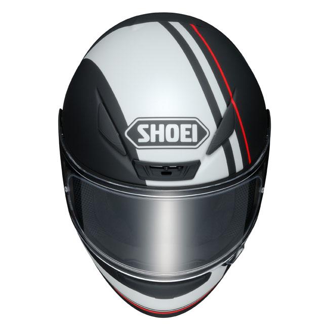 Casque Intégral Fibre Shoei Nxr Recounter Tc5 Steam Motos