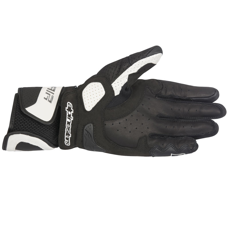 gants racing cuir alpinestars sp air s team motos. Black Bedroom Furniture Sets. Home Design Ideas