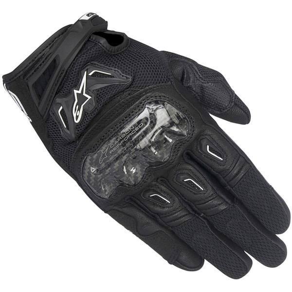 gants stella alpinestars smx 2 air carbon v2 s team motos. Black Bedroom Furniture Sets. Home Design Ideas