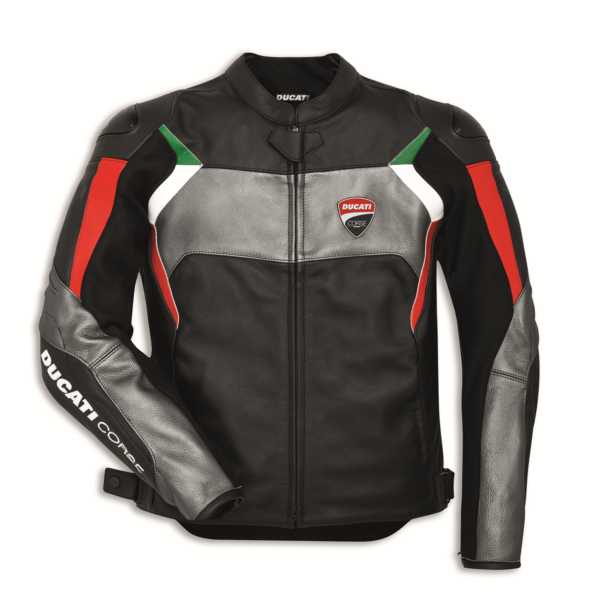 blouson cuir dainese ducati corse c3 noir s team motos. Black Bedroom Furniture Sets. Home Design Ideas