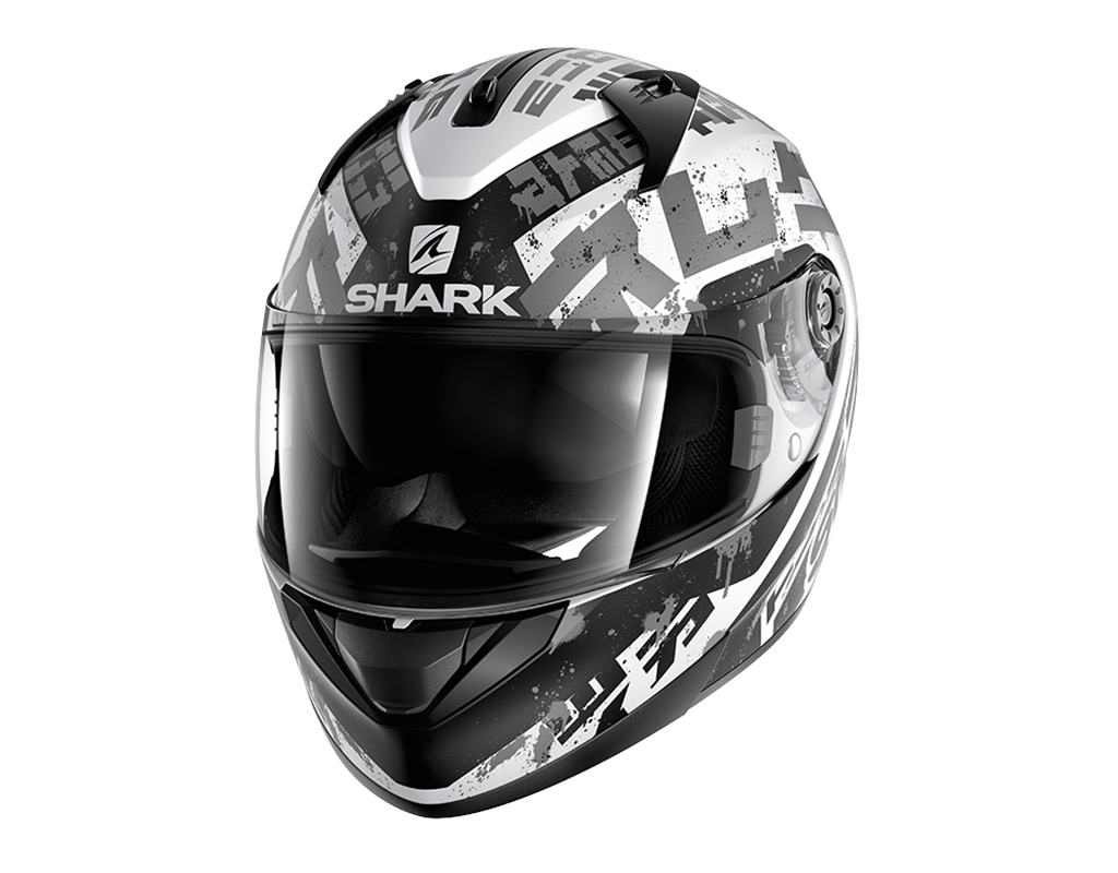 casque shark ridill kengal s team motos. Black Bedroom Furniture Sets. Home Design Ideas