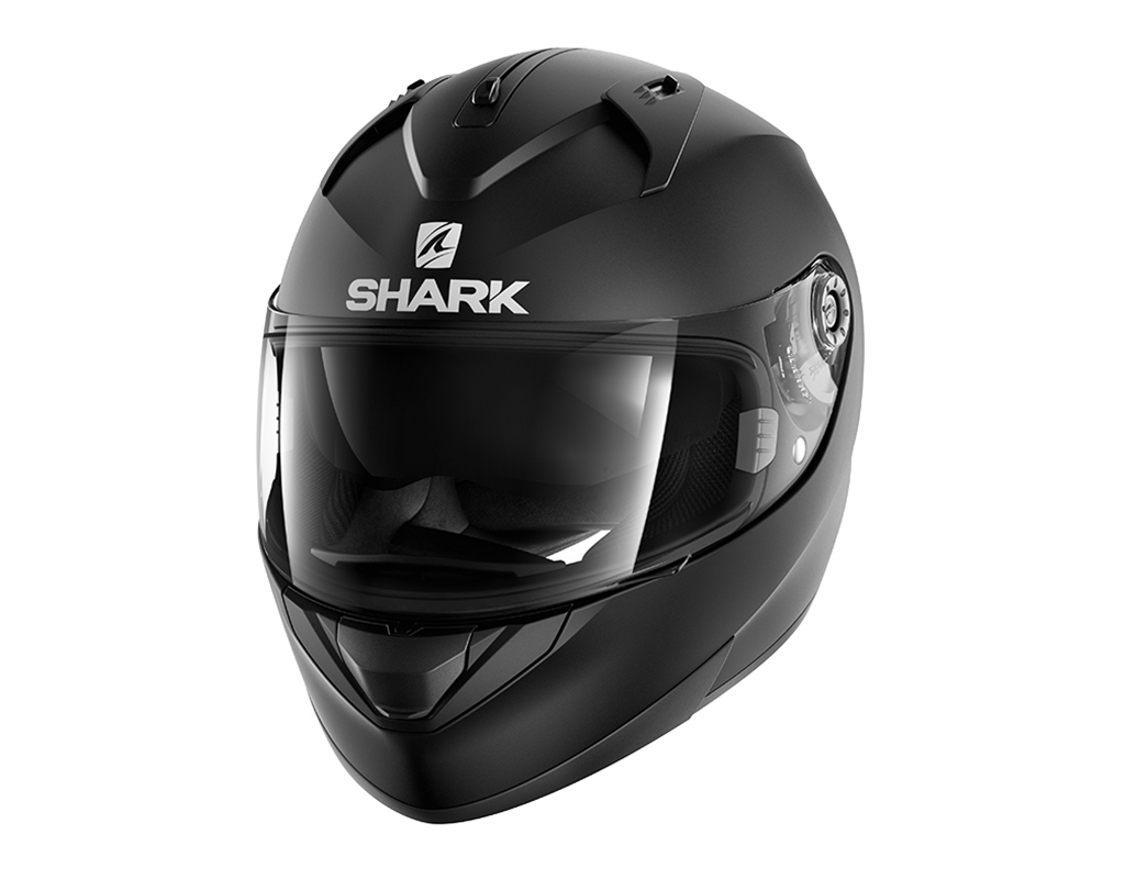casque shark ridill noir mat s team motos. Black Bedroom Furniture Sets. Home Design Ideas