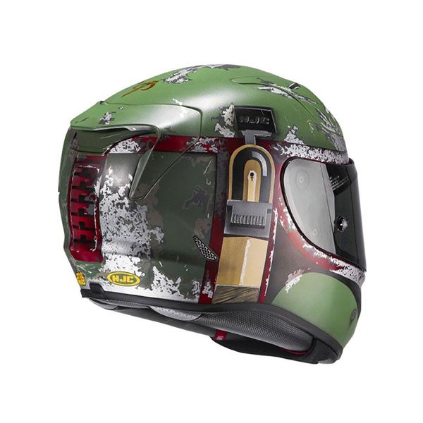 destockage casque boba starwars hjc s team motos. Black Bedroom Furniture Sets. Home Design Ideas
